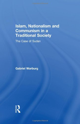 9780714630809: Islam, Nationalism and Communism in a Traditional Society: The Case of Sudan