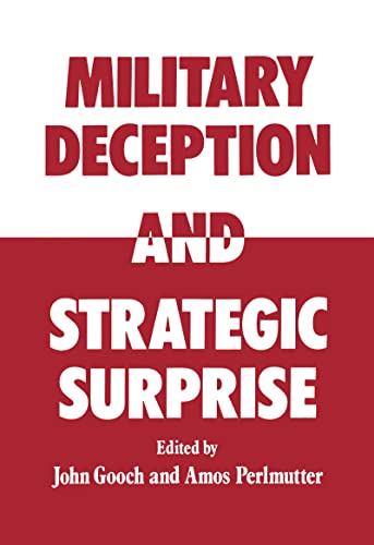 9780714632025: Military Deception and Strategic Surprise!