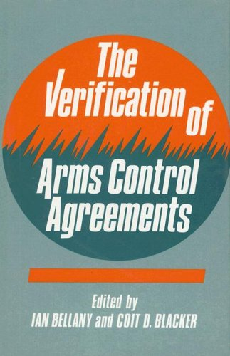 The Verification of Arms Control Agreements