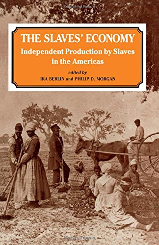 9780714634364: The Slaves' Economy: Independent Production by Slaves in the Americas