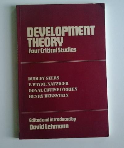 9780714640297: Development Theory