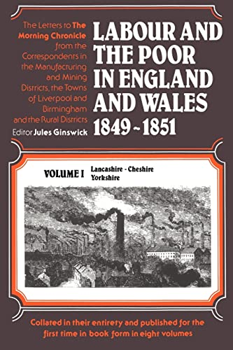 Labour and the Poor in England and: Ginswick, Jules