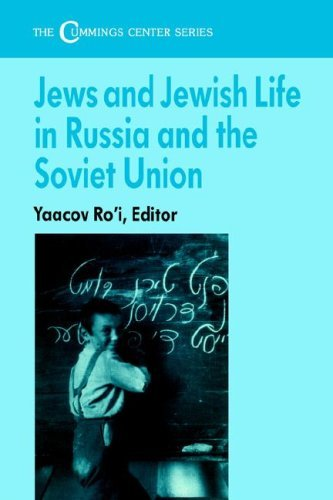 9780714641270: Jews and Jewish Life in Russia and the Soviet Union