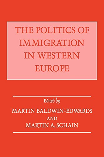 9780714641379: The Politics of Immigration in Western Europe