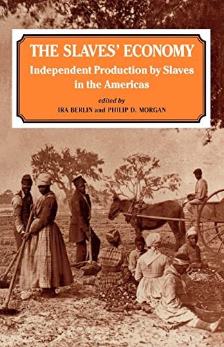 9780714641720: The Slaves' Economy: Independent Production by Slaves in the Americas