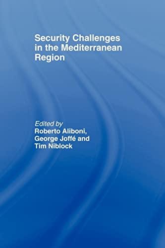 9780714642208: Security Challenges in the Mediterranean Region
