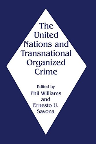 9780714642833: The United Nations and Transnational Organized Crime