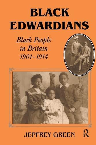 9780714644264: Black Edwardians: Black People in Britain 1901-1914