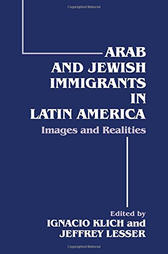 9780714644509: Arab and Jewish Immigrants in Latin America: Images and Realities