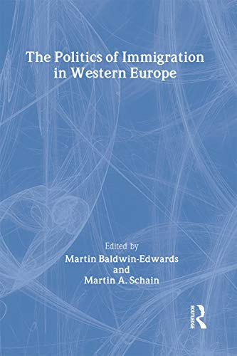 9780714645933: The Politics of Immigration in Western Europe (Journal of West European Politics)