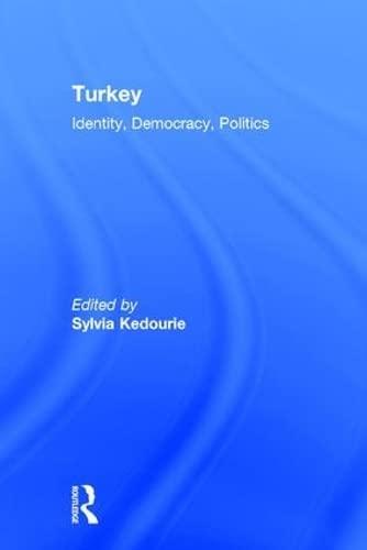 9780714647180: Turkey: Identity, Democracy, Politics
