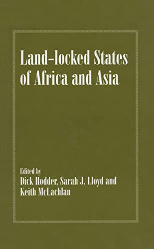 9780714648293: Land-locked States of Africa and Asia (Geopolitics)
