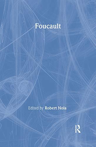9780714649153: Foucault