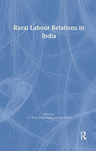 Rural Labour Relations in India (Hardback)