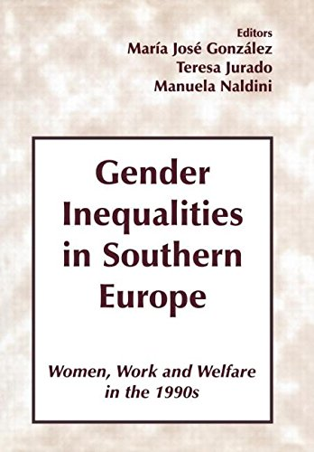 9780714650289: Gender Inequalities in Southern Europe: Woman, Work and Welfare in the 1990s