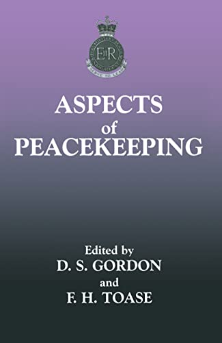 9780714650401: Aspects of Peacekeeping (The Sandhurst Conference Series)
