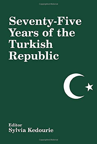 9780714650425: Seventy-five Years of the Turkish Republic (Middle Eastern Studies)