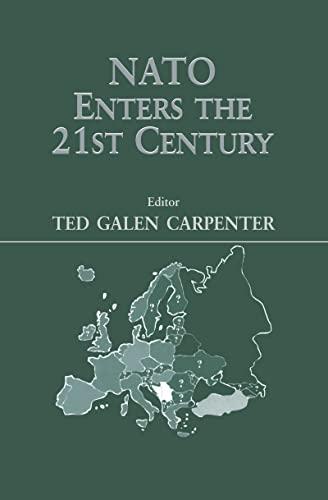9780714650586: NATO Enters the 21st Century (Journal of Strategic Studies (Hardcover))
