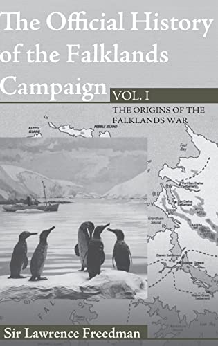9780714652061: The Official History of the Falklands Campaign, Volume 1: The Origins of the Falklands War