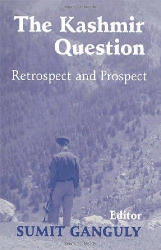 9780714655581: The Kashmir Question: Retrospect and Prospect