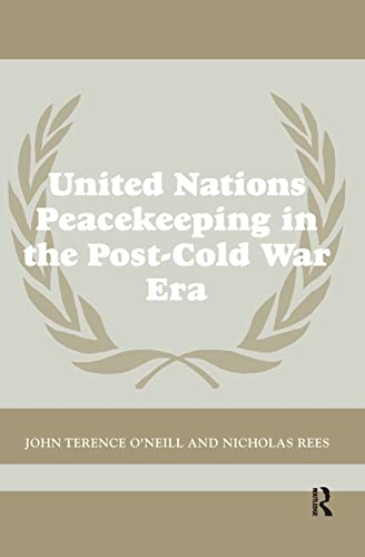 9780714655970: United Nations Peacekeeping in the Post-Cold War Era (Cass Series on Peacekeeping)