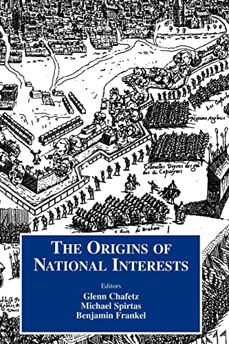 9780714680484: Origins of National Interests (Cass Series on Security Studies)