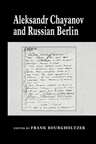 9780714680804: Aleksandr Chayanov and Russian Berlin (Library of Peasant Studies)