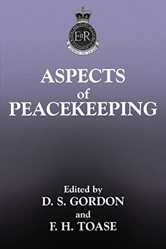 9780714681016: Aspects of Peacekeeping (The Sandhurst Conference Series)
