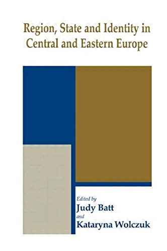 9780714682259: Region, State and Identity in Central and Eastern Europe (Routledge Studies in Federalism and Decentralization)