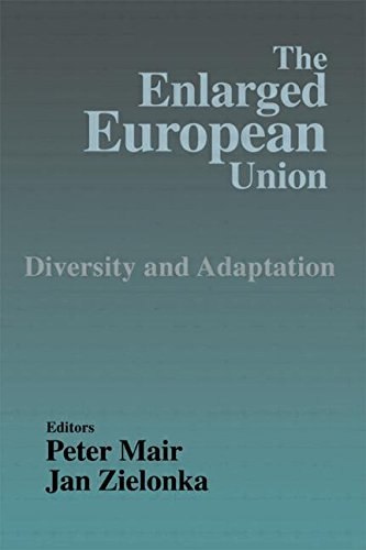 9780714682556: The Enlarged European Union: Unity and Diversity