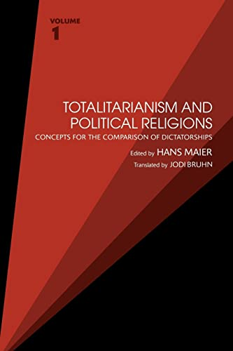 9780714685298: Totalitarianism and Political Religions, Volume 1: Concepts for the Comparison of Dictatorships (Totalitarianism Movements and Political Religions)