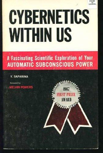 9780714700199: Cybernetics Within Us