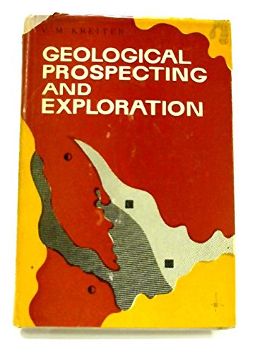 9780714700915: Geological Prospecting and Exploration