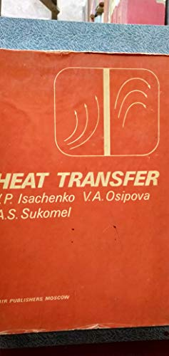 9780714702698: Heat Transfer