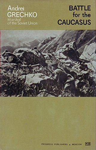 9780714703794: Battle for the Caucasus