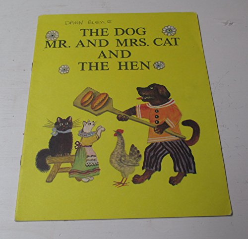 9780714708072: Dog, Mr. and Mrs. Cat and the Hen: A Russian Folk Rhyme