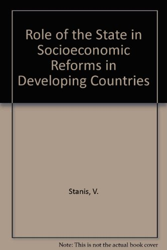 9780714708188: The Role of the State in Socio-Economic Reforms in Developing Countries