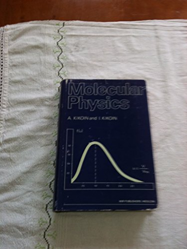 9780714712543: Molecular Physics