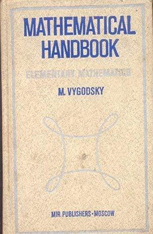 9780714713229: Mathematical Handbook