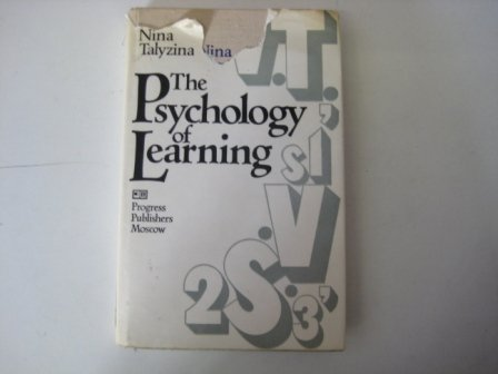9780714716701: Psychology of Learning