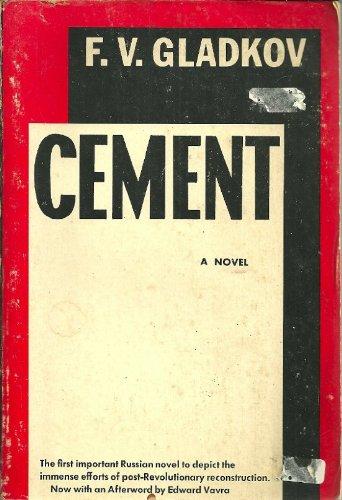 9780714717586: Cement: A Novel