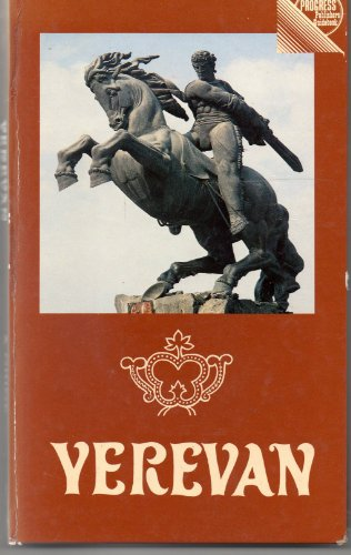 9780714718170: YEREVAN. A GUIDE.