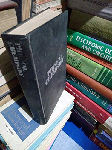 9780714722511: Physical Chemistry: v. 1