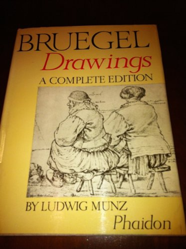 The drawings: Pieter Bruegel