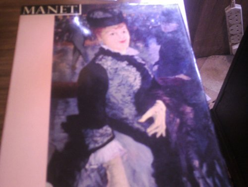 9780714813134: Manet With Fifty Plates In Full Colour