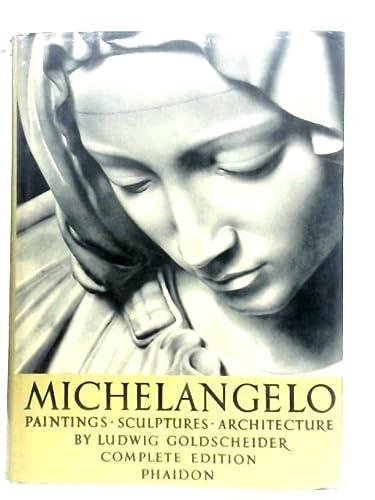 9780714813141: Michelangelo: Paintings, Sculpture, Architecture