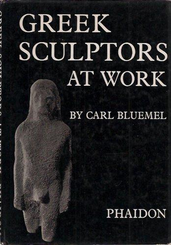 9780714813592: Greek Sculptors at Work