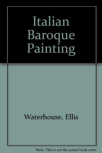 9780714813677: Italian Baroque Painting