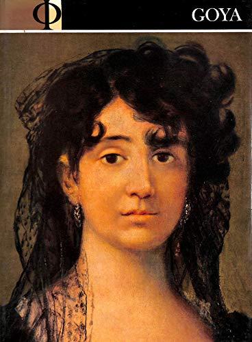 9780714813691: Goya (Colour library)