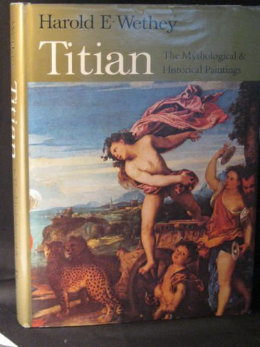 9780714814254: The Paintings of Titian: Complete Edition Volume 3 the Mythological and Historical Paintings